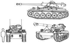 AMX-13 Light Tank (France)