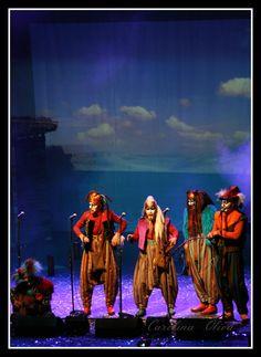 Teatro de Verano - Murgas 2012
