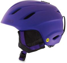 This holiday season, give her something that will keep her safe. Designed for all-mountain, all-terrain action, this low-profile helmet now features innovative MIPS technology, which helps reduce rotational forces if the helmet gets hit at an angle.