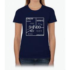 Shinee Womens T-Shirt