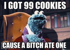 Cookkkiiieeeeeee :)