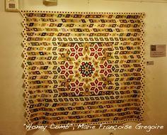 Quilts de légende, France patchwork.