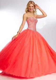 Mori Lee 95081 Prom Dress - PromDressShop.com  - Prom Dresses @ PromDressShop.com  #prom #prom2014 #dresses #promdresses