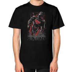 Guardian of Earth Unisex T-Shirt (on man)