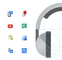 google  アイコン デザイン ガイドライン 1