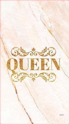 Queen Word With Crown. | Queen Wallpaper Crown, Happy