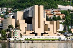 Casinò di Campione, day - Postmodern architecture - Wikipedia, the free encyclopedia