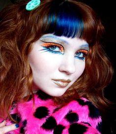 maquillajes de fantasia - Buscar con Google