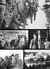 Montage of Operation Weserübung, the codename for Nazi Germany's assault on Denmark and Norway during World War II. All the images are from the battles in Norway. History Of Norway, Norwegian Army, Narvik, German People, Operation, Top Travel Destinations, Churchill, World War Ii, Denmark