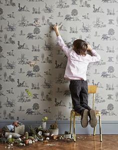 Dinosaur wallpaper! By Sian Zeng