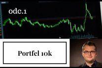 Portfel 10k: Jak zainwestować 10 tys. zł na giełdzie? odc.1