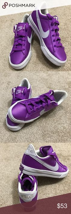 AUTHENTIC NIKE Shoes (5.0) New and never used. Size 5. No box. Nike Shoes Athletic Shoes
