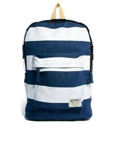 Jack Wills Backpack &5   Non-Diaper Diaper Bag