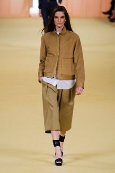 Hermès Spring 2015 Ready-to-Wear Collection  - ELLE.com