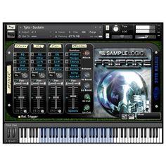 Sample Logic Fanfare Blue Devils Marching Brass Sound Library [Download]