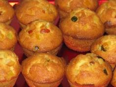 Fruit Confit, Biscuits, Muffins, Cupcakes, Brunch, Breakfast, Food, Cook, Recipes