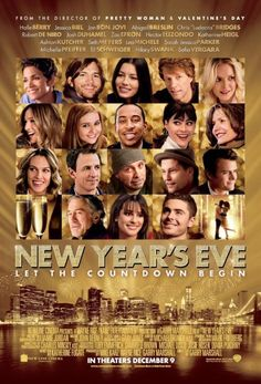 New Year's Eve is a 2011 romantic comedy film directed by Garry Marshall. Like Valentine's Day, Marshall's previous film, it depicts a series of holiday vignettes of the state of several romances and features a large ensemble cast.