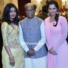 @instantbollywood -  Padma Shri Priyanka Chopra Padma Vibhushan Rajnikanth Padma Bhushan Sania Mirza. Congratulations to these three and Mr Udit Narayan for their Padma Awards. Truly Deserved. @InstantBollywood  . . #instabollywood #bollywood #india #indian #desi #bollywoodactress #mumbai #bollywoodfashion #bollywoodstyle #bollywoodmovie #indianfashion #instantbollywood #priyankachopra #ranveersingh #deepikapadukone #saniamirza #uditnarayan #rajnikanth  @BOLLYWOODREPORT  . For more follow…