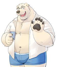 furry art Chubby