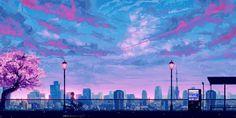 29 Aesthetic Anime Hd Desktop Wallpaper- 51 Aesthetic Wallpapers On Wallp. Wallpaper Pastel, Cityscape Wallpaper, City Wallpaper, Wallpaper Spring, Tropical Wallpaper, Forest Wallpaper, Glitter Wallpaper, Painting Wallpaper, Trendy Wallpaper