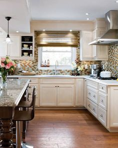 SMALL open kitchens | How to Open Up a Small Kitchen