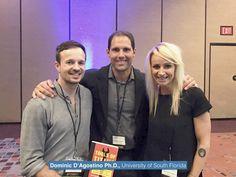 Fantázia...  Vlado s Tinou navštívili dôležitú metabolickú konferenciu v USA a maju skvele poznatky. Stretli tam lekárske kapacity a špičky oboru.  Aj vďaka tomu budú naše spoločne knihy este nadupanejšie   Proste ideme si za svojimi cieľmi...  Viac o konferencii na: https://www.youtube.com/watch?v=7EQoeJlECX8 https://www.vladozlatos.com/blog/clanky-o-zdravi/reportaz-z-konferencie-o-metabolickych-terapiach-tampa-florida.html