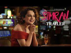 Simran Official Trailer | Kangana Ranaut |  Hansal Mehta | T-Series - YouTube