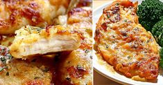 Full of flavor, moist, tender melt in your mouth chicken and best of all, simple to make! Entree Recipes, Meat Recipes, Cooking Recipes, Dinner Recipes, Cabbage Recipes, Shrimp Recipes, Cooked Chicken Recipes, How To Cook Chicken, Recipes
