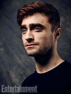 Daniel Radcliffe, Horns. See more stunning star portraits from our photo studio at San Diego Comic-Con 2014 here: http://www.ew.com/ew/gallery/0,,20399642_20837150,00.html