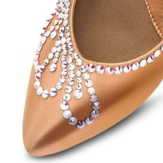 BeSparkle Crystallized Design PT524 | Dancesport Fashion @ DanceShopper.com
