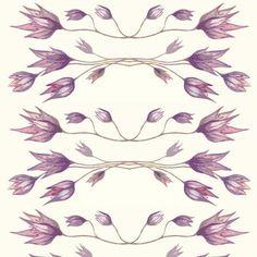 Blumen Muster