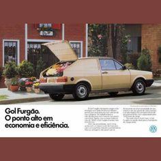 MOMENTO NOSTALGI Nostalgia, Vw Gol, Volkswagen Golf, Cars And Motorcycles, Vans, Vehicles, Classic, Instagram, Old Ads