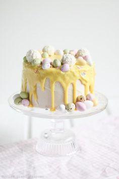 Marian pieni leipomo: Sitruunainen pääsiäiskakku