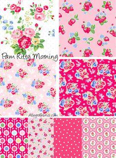 Pam Kitty Morning