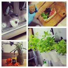 #bulkazmaslem Instagram Posts, Food, Pineapple, Eten, Meals, Diet