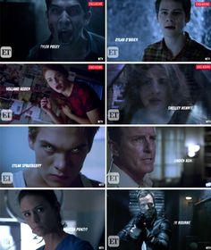 Teen Wolf Season 6 Opening Credits