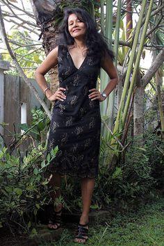LBD, little black dress, lace dress, dinner date
