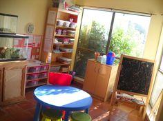 Homeschool room tour.