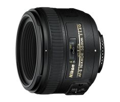 AF-S NIKKOR 50mm f/1.4G    Ideal for travel, event, environmental and general photography in a wide variety of conditions, with superb optical formula and an ultra-fast f/1.4 maximum aperture.