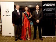 """Renault participó en el """"Encuentro de Miss Ecuador de todos los tiempos"""""""