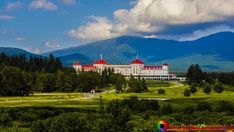 Bretton Woods New Hampshire, Mount Washington Hotel, White Mountains, Weekends Away, Cover Photos, New England, Summer Time, Golf Courses, Photography