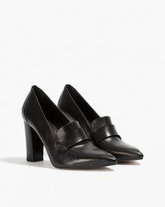 Czółenka czarne - Kobieta | Badura