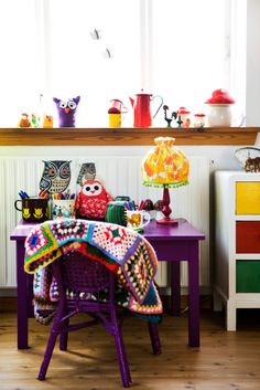 Colorful kids room - Dude - color is just not for kids rooms!!!!???