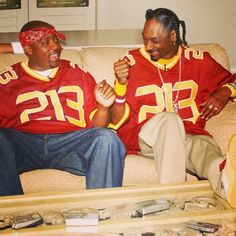 Nate Dogg and Snoop