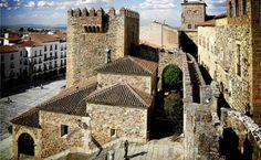"""""""Cáceres, paisajes urbanos"""" http://www.lemonycoco.es/caceres-paisajes-urbanos/ #fotografía #photograph"""