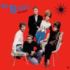 The Superions • Happy Anniversary: The B-52's, Wild Planet...