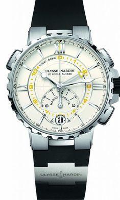 The Ulysse Nardin Marine Regatta Chronograph