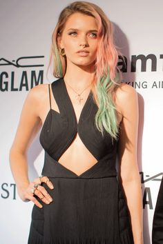 Why It's Time To Reconsider Pink Hair | Hair | Grazia Daily
