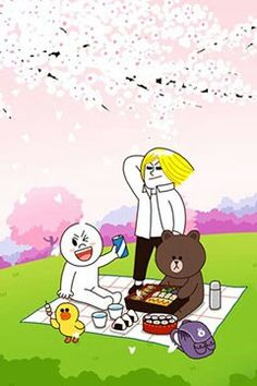 LINE FRIENDS FROM LINEDECO