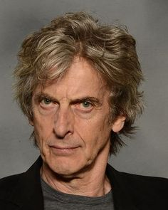 PeterCapaldi  has made no secret of his love of DoctorWho. He started watching in 1963 when he was just 5 years old, and he is a veritable encyclopedia of Whovian lore. This irrepressible love of the show comes through in his portrayal of the Doctor.